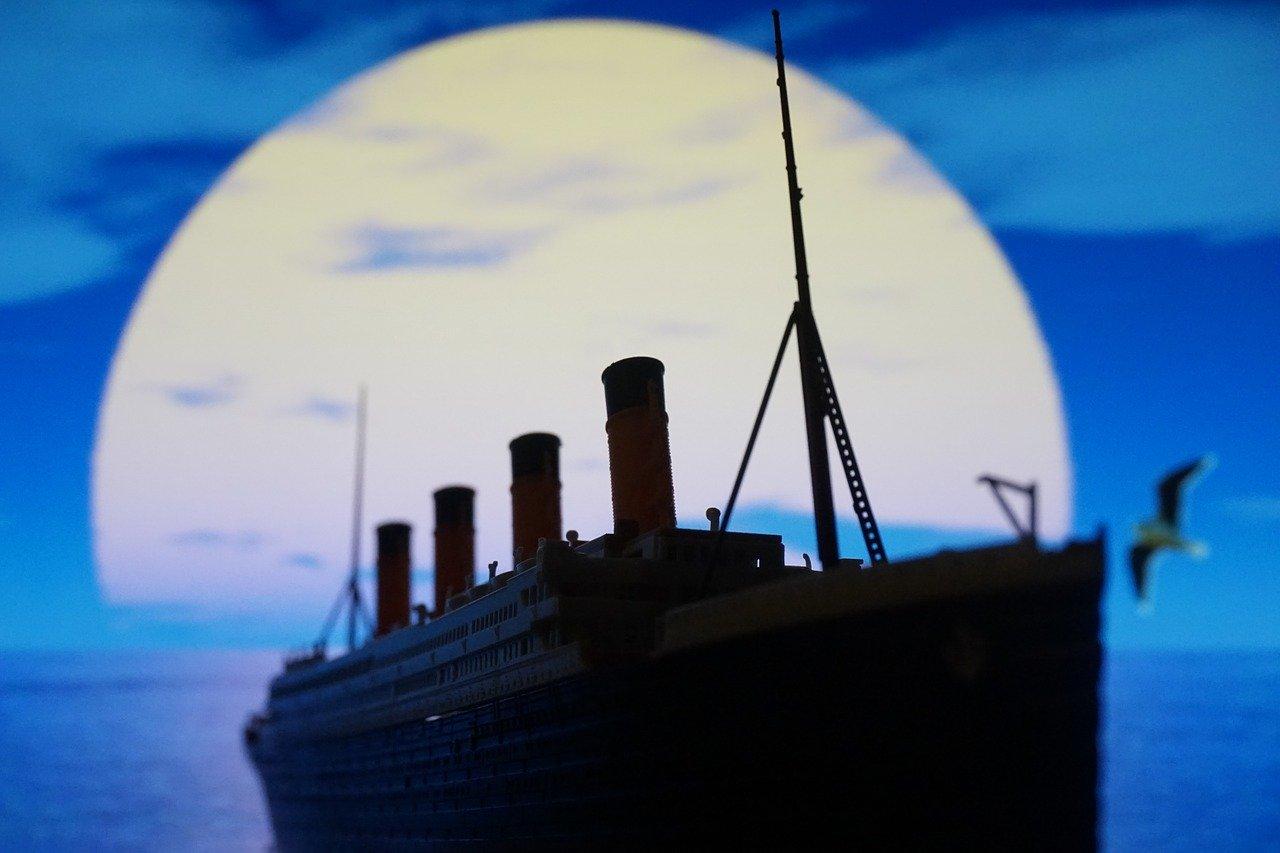 thanatopracteurs du Titanic