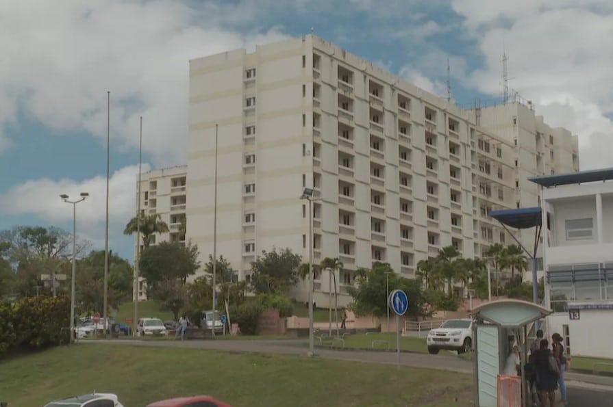 Hopital Martinique