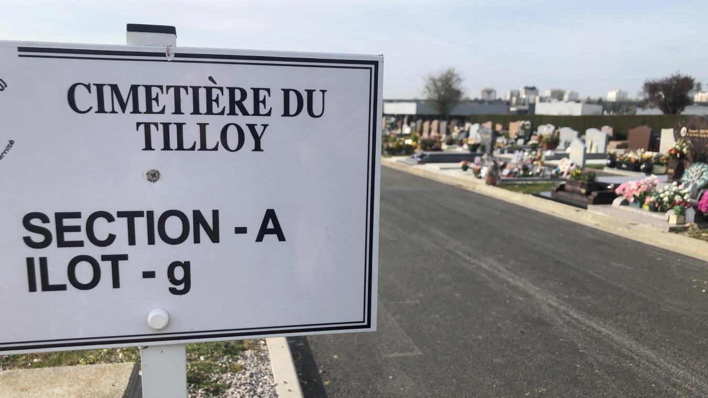 Cimetière Beauvais
