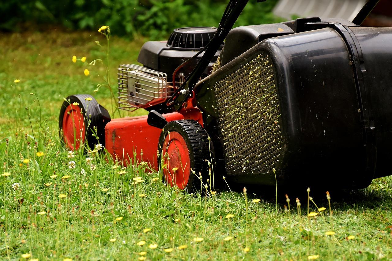 Cimetières pelouses